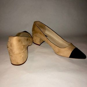 Zara small heels size 39
